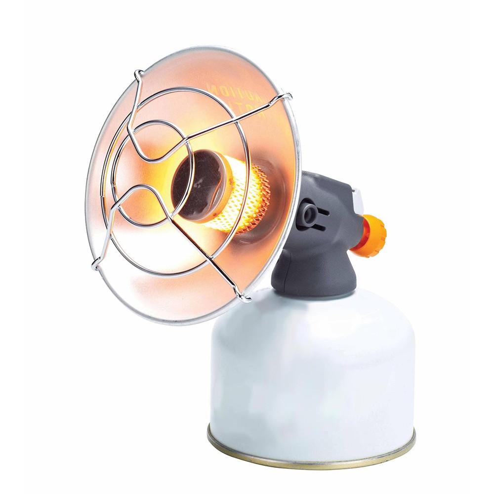 KOVEA 戶外隨身攜帶瓦斯取暖爐附收納盒 登高山電子點火行動輕量便攜迷你取暖器