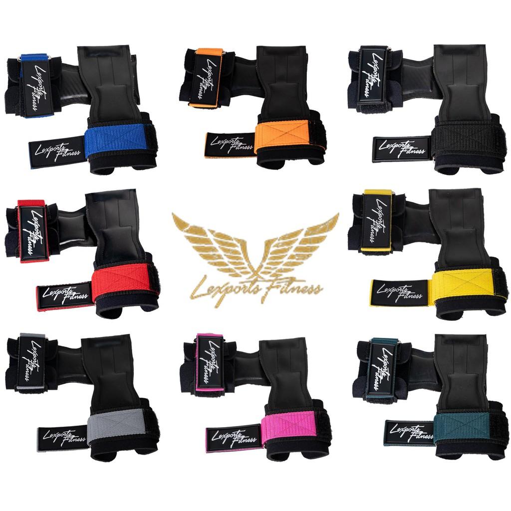 LEXPORTS 勵動風潮 / 專業重訓健身拉力帶 / 男用專業版 / 女用特適版 / 皮革拉力帶 - 經典原色
