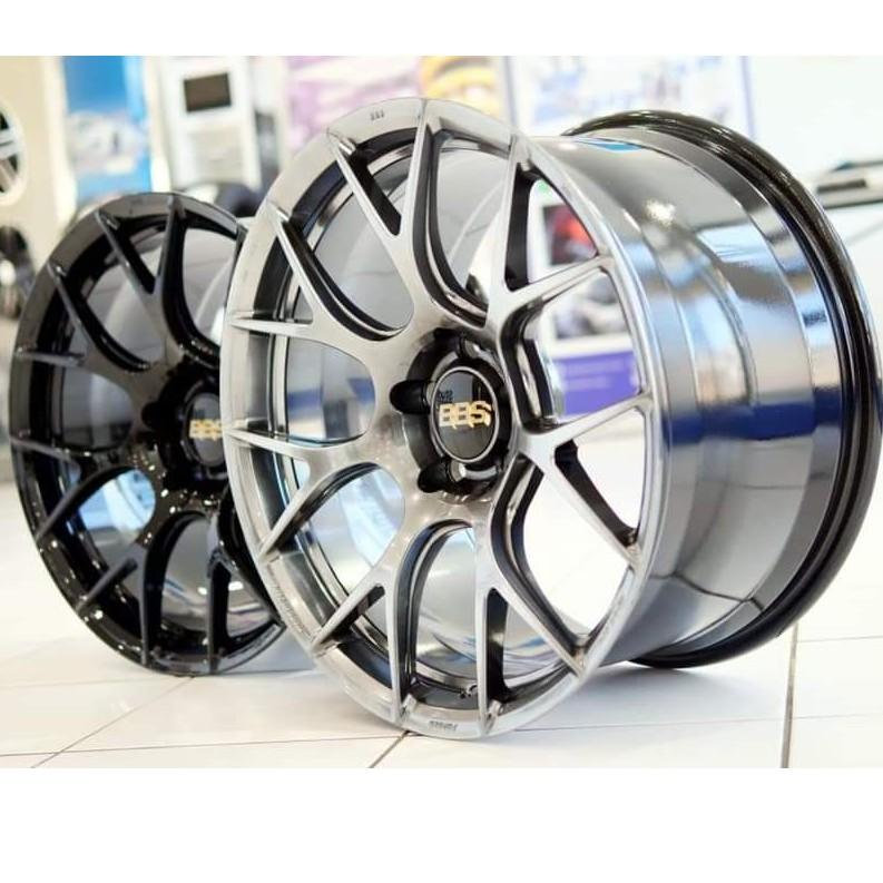 高雄人人輪胎 日本 BBS RE-V7 鍛造 鋁圈 18吋 5孔 114.3 112 120 100 前後配 規格如圖四