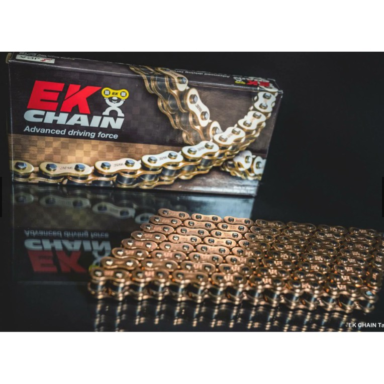 【KIRI】 EK CHAINS 3D輕量化鍊條 EK 525 / Z3D 120L EK鍊條 EK鏈條