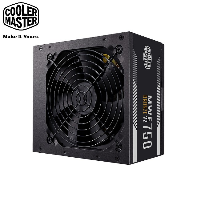 Cooler Master NEW MWE 750 BRONZE V2 80Plus 銅牌 750W 電源供應器