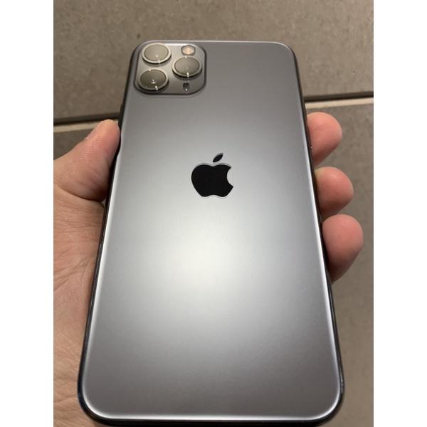 售 中古/二手iPhone 11Pro 256GB 黑 外觀漂亮 完全無傷