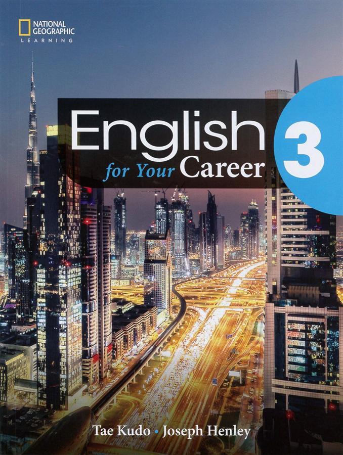 English for Your Career 3 (+MP3)/Tae Kudo/ Joseph eslite誠品