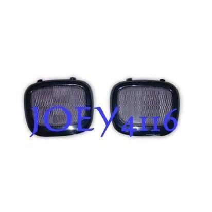 SUBARU 01-02 IMPREZA GDA 圓燈鯊 專用霧燈蓋-塑膠材質