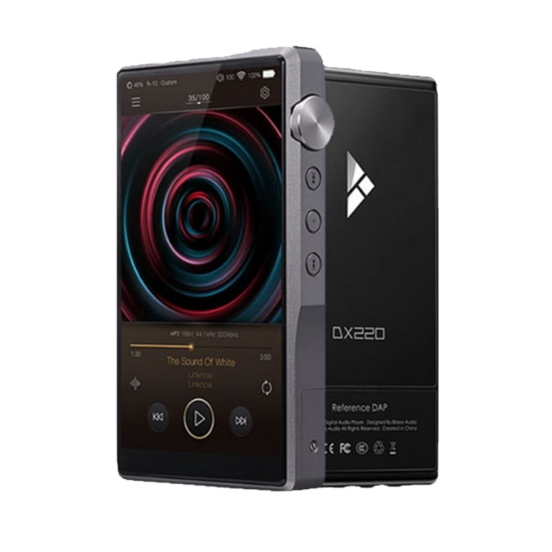 代購 iBasso Audio DX220 旗艦 高解析 高音質 隨身播放器 ES9028PRO 雙晶片