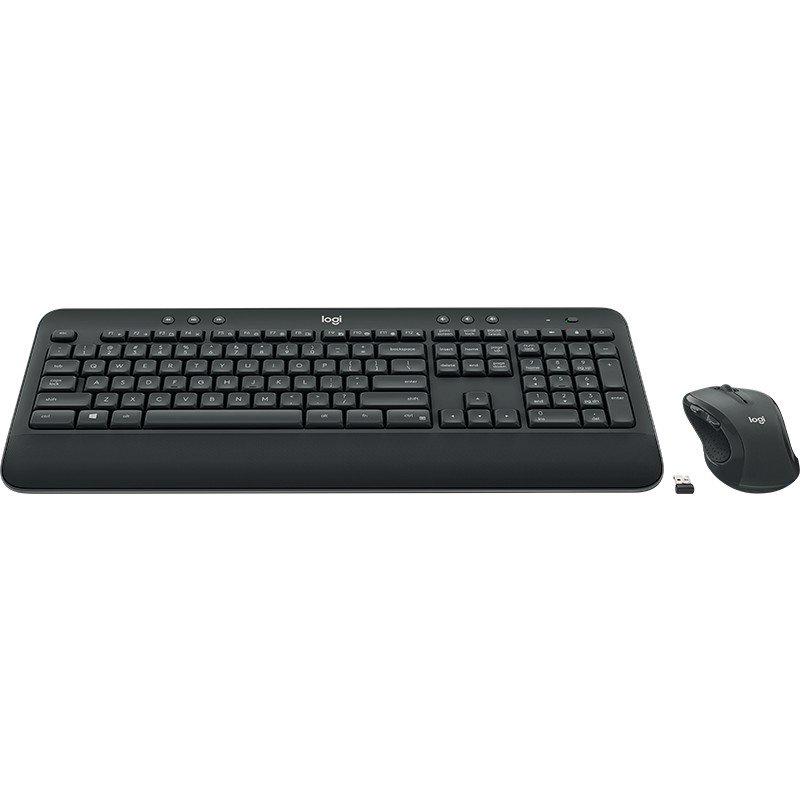 羅技Logitech MK545 雷射無線鍵盤滑鼠組/Unifying接收器 Jiyw