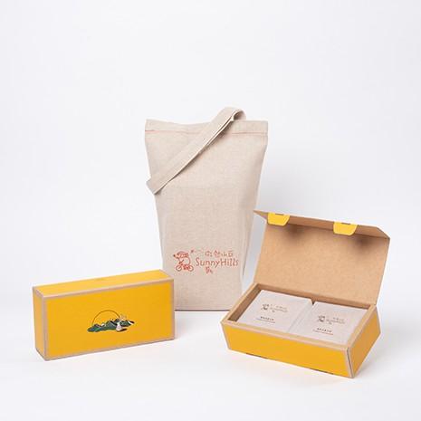 2020微熱山丘鳳梨奶黃月餅 - 2入裝(最後機會)