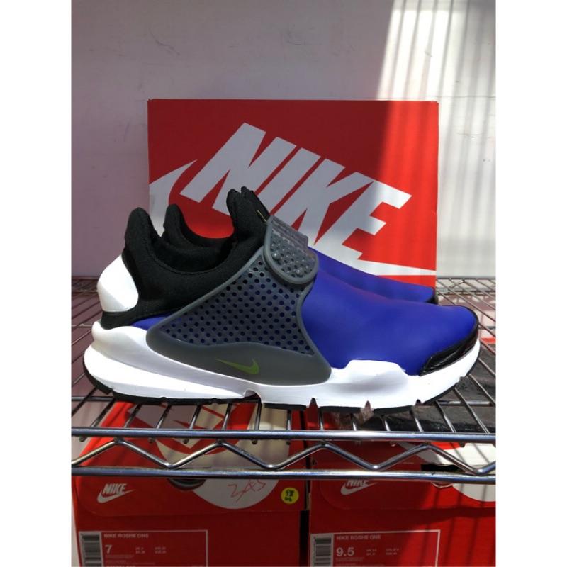 ✔️ Nike sock dart se 藍黑防水布 襪套 911404-400