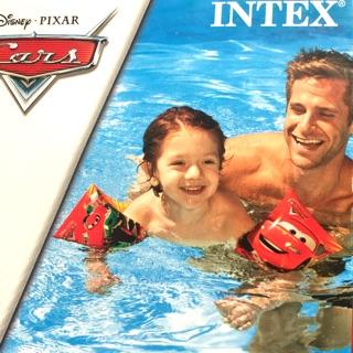 美國Intex * 迪士尼CARS汽車總動員手臂圈/ 浮力圈/ 手臂浮圈/ 游泳圈/ 浮臂圈(23*15cm)~適合3~6歲 臺中市
