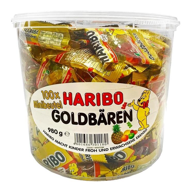 哈瑞寶 萬聖節 好市多 HARIBO Costco 德國小熊軟糖 天然水果無香料無色素🙂大微笑生活🙂