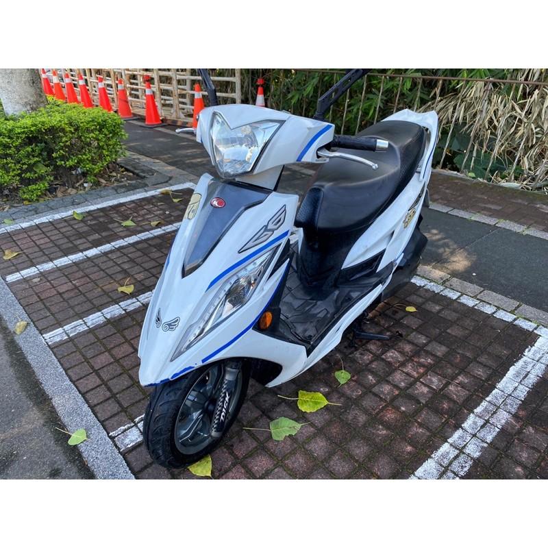 售2015年光陽G6 150