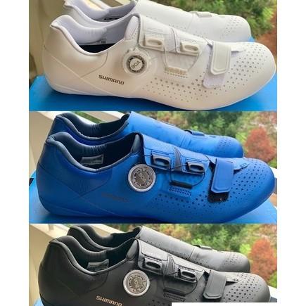 單車森林~現貨SHIMANO RC5 公路車鞋 SH-RC500 卡鞋 BOA旋鈕 黑色/藍色/白色