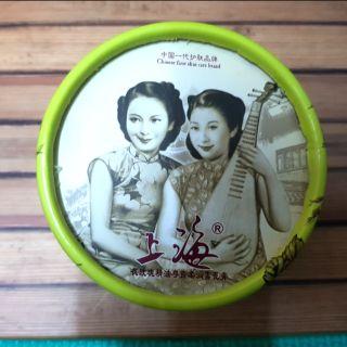 上海女人  夜玫瑰精油尊貴柔潤雪花膏(二手過期) 嘉義縣