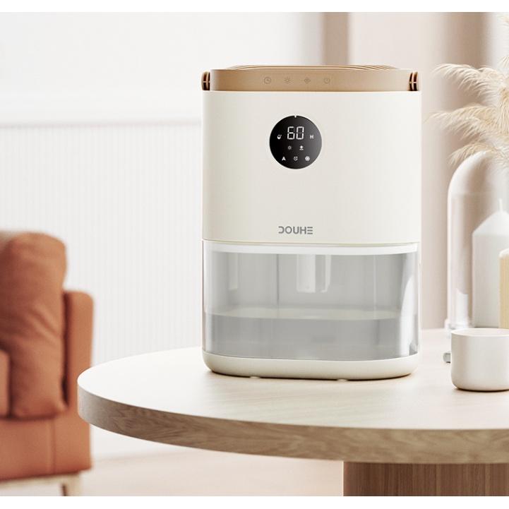 小米有品除濕機小型家用室內靜音抽濕機宿舍防潮吸濕衣帽間乾燥機