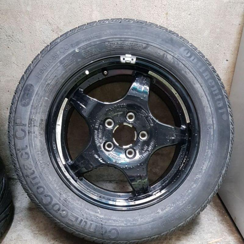 Mercedes Benz 原廠 備胎 16吋 中古商品