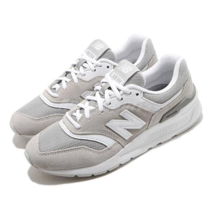 [New balance ] 997 新款 必買 女款運動休閒鞋 灰色 CW997HCR《曼哈頓運動休閒館》