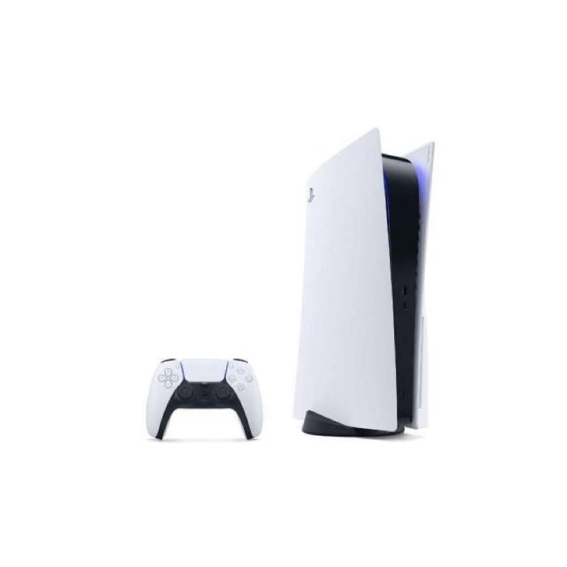 全新現貨 Sony PlayStation 5 PS5 光碟機版 遊戲主機 + PS5 DualSense™ 無線控制器