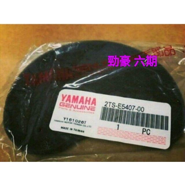 YAMAHA 山葉 原廠 空濾 小海綿 勁豪 125 空氣濾清器