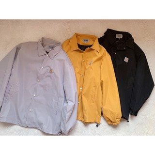 CARHARTT WIP卡哈特教練夾克外套上衣男女情侶純色基礎經典款寬松 eo5203 桃園市