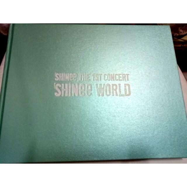 【SHINee】一巡演唱會寫真集專輯 溫流 鐘鉉 KEY 珉豪 泰民