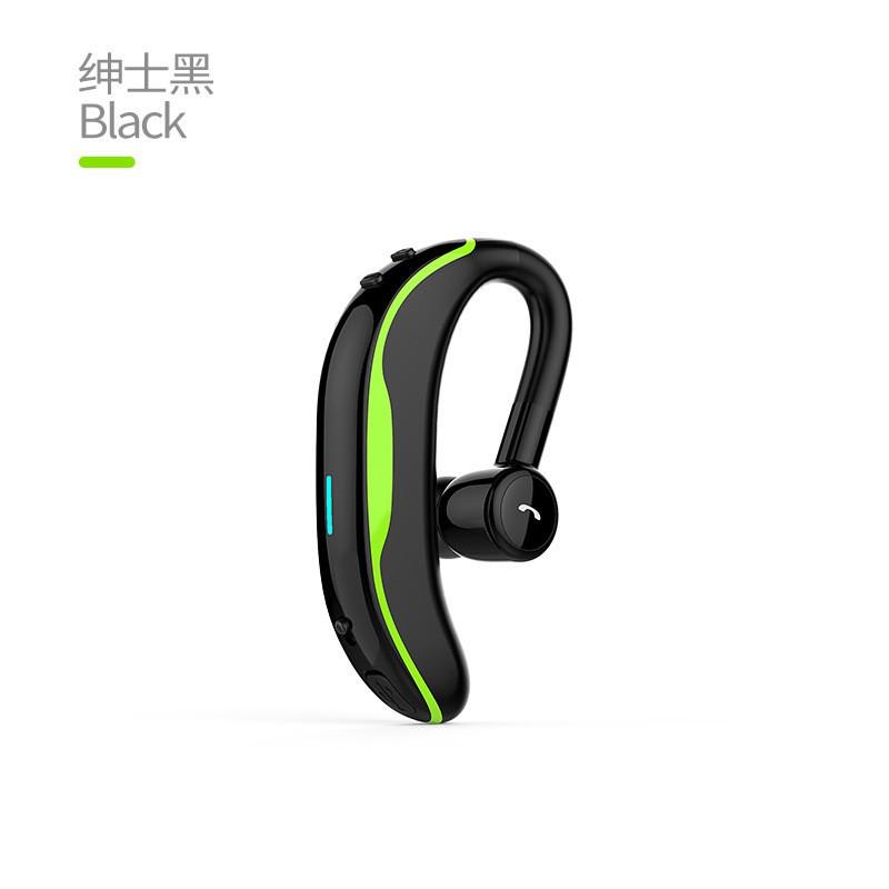 F600超長待機商務開車無線藍牙耳機 掛耳式運動防汗無痛佩戴