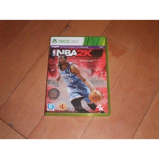 XBOX360 NBA 2K15(中英合版)(普)(支援KINECT)(無書) 桃園市