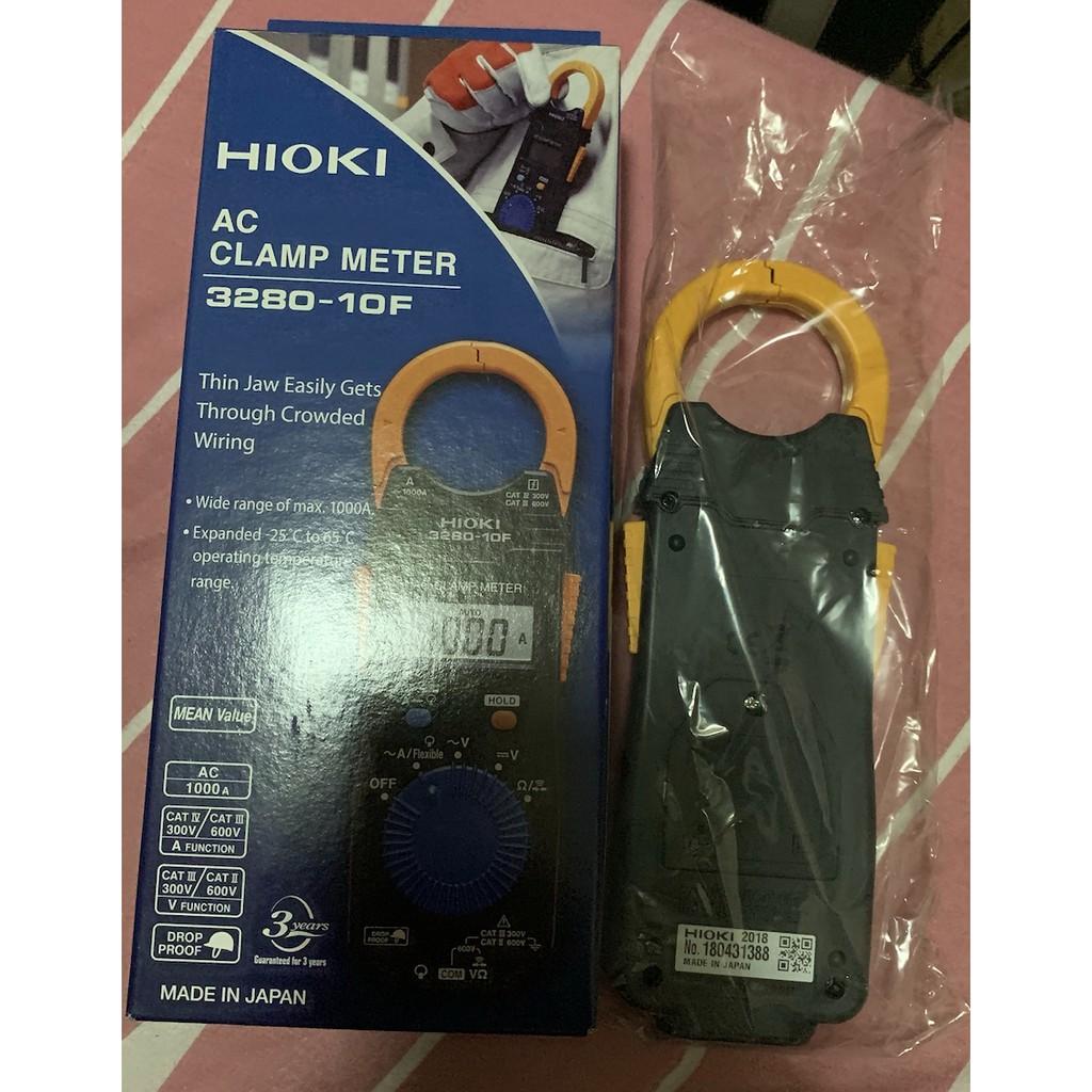 HIOKI 3280-10F鉤錶_日本原裝