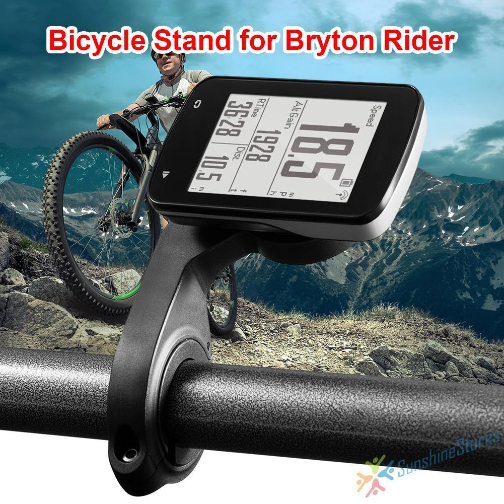 Bryton Rider 10 15 310 320 410 420 420 的自行車車把計算機安裝架