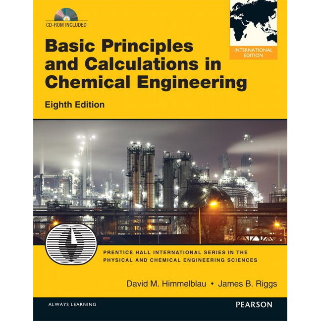 Basic Principles and Calculations in Chemical Engineering 8