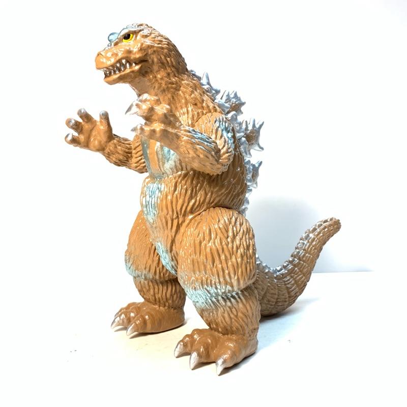 Gigabrain 土黃銀 金剛哥 62哥 Godzilla 哥吉拉