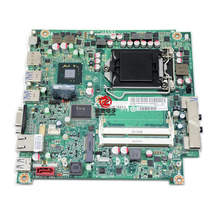 全新壹年保修Lenovo ThinkCentre M92P Tiny主板