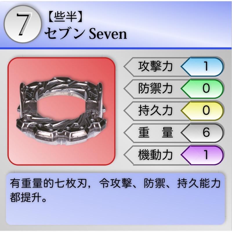 【Susu本舖】戰鬥陀螺 爆烈世代 7鐵 鋼鐵輪盤 拆售系列 B121 B86 B98 B111 B149 B164