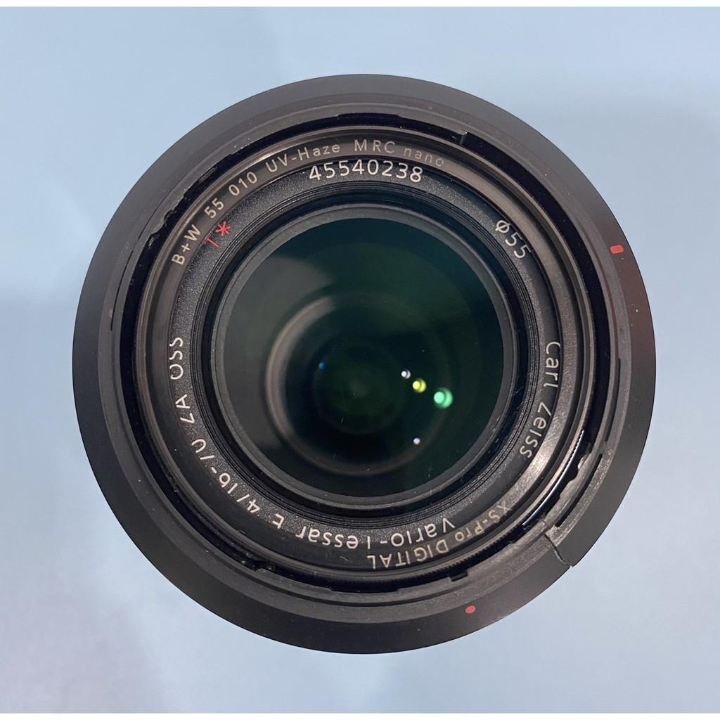 Sony SEL1670Z 卡爾蔡司 T* E 16-70mm F4 ZA OSS #二手單眼鏡頭 #勝利店 40238