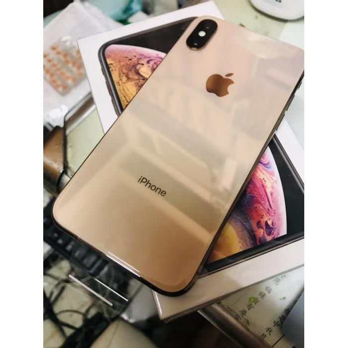 [二手機] Apple iPhone XS max 64G 金 9.5成新