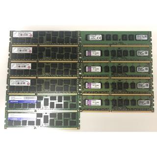 終身保固 DDR3 1333 ECC Reg 伺服器記憶體 4G/ 8G,有金士頓、創見、威剛,都是終身保固,歡迎選購 臺北市