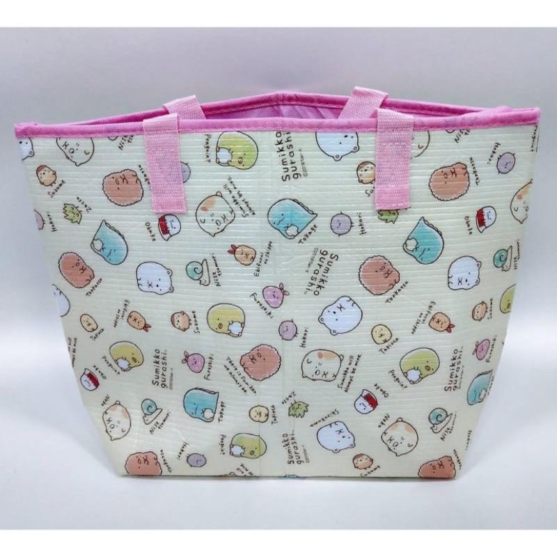 【預購】角落生物保溫保冷袋 (L)購物袋 野餐袋