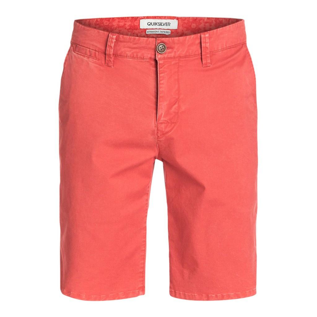 Quiksilver Krandy Chino Shorts - rrd0 休閒短褲