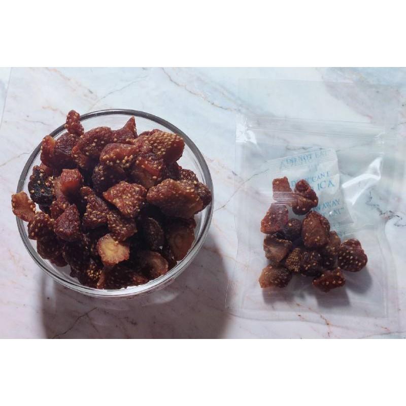 分裝 10克寵物用草莓乾 鼠零食 鼠分裝 黃金鼠 三線鼠 倉鼠飼料