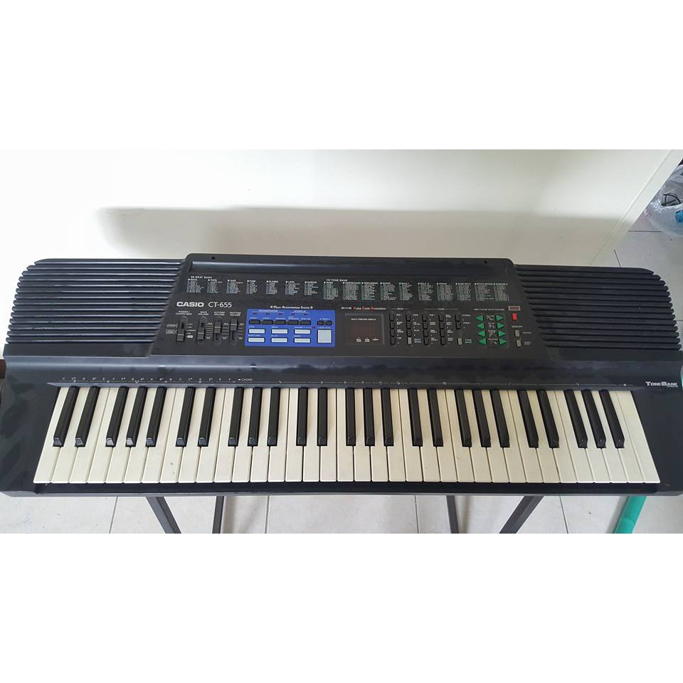 【售】【二手】Casio-CT655電子琴