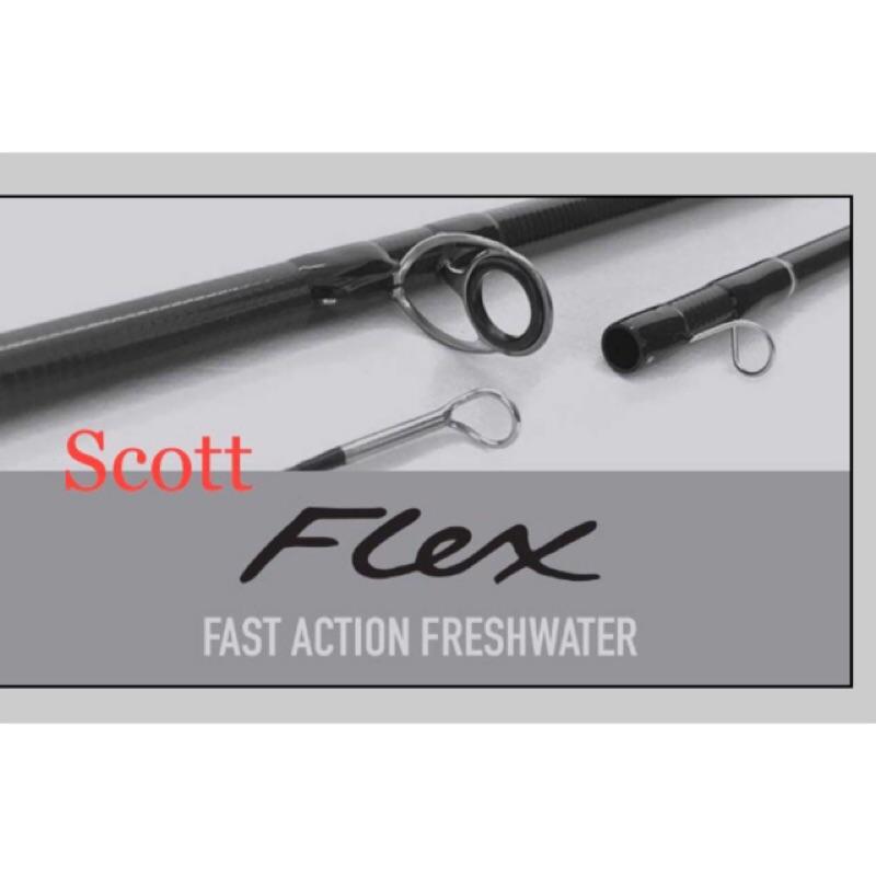 《一朗釣具》飛蠅竿/Scott Flex Fly Rod 905(#5號)!
