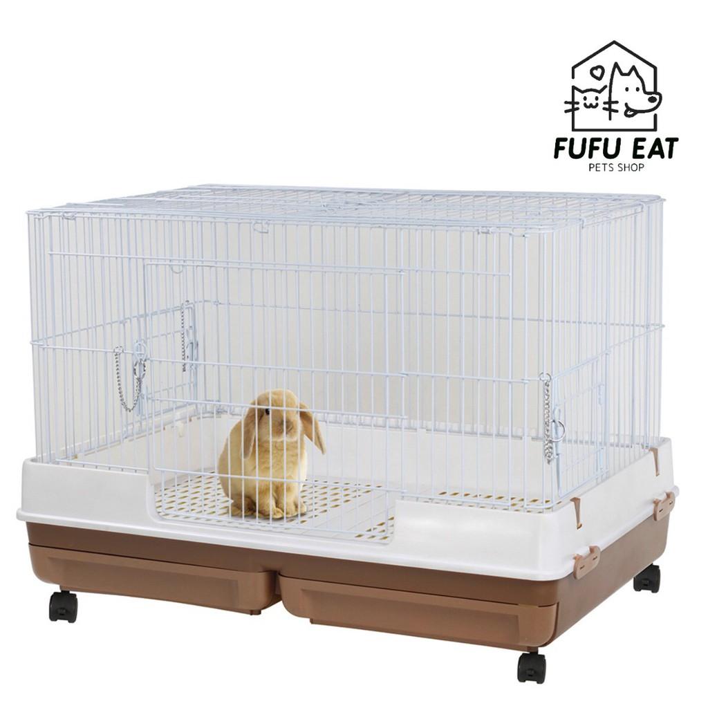 【菲藍家居】日本Marukan頂級四門雙抽屜兔籠(MR-999) 天竺鼠籠