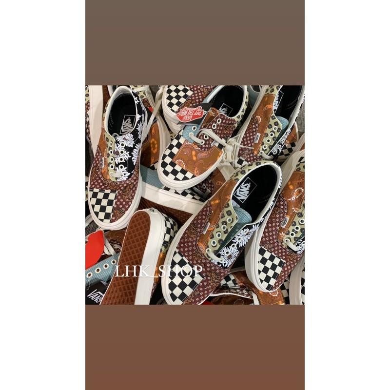 【Vans】韓國代購🇰🇷 Tiger Patchwork Collection 帆布鞋 個人社團以販售超過10雙以上