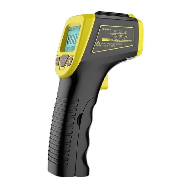 6345 工業測溫槍 廚房用溫度槍溫度計 紅外線溫度槍 烘焙測溫五金用品