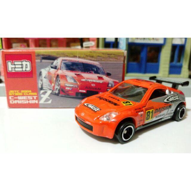 Tomica iiado 特注 絕版 極稀有 Nissan Fairlady Z Z33 350Z 橘紅