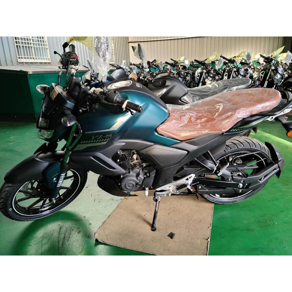 YAMAHA FZS-150 ABS 2021年 新色 (榮立阿舟進口摩托車專賣)