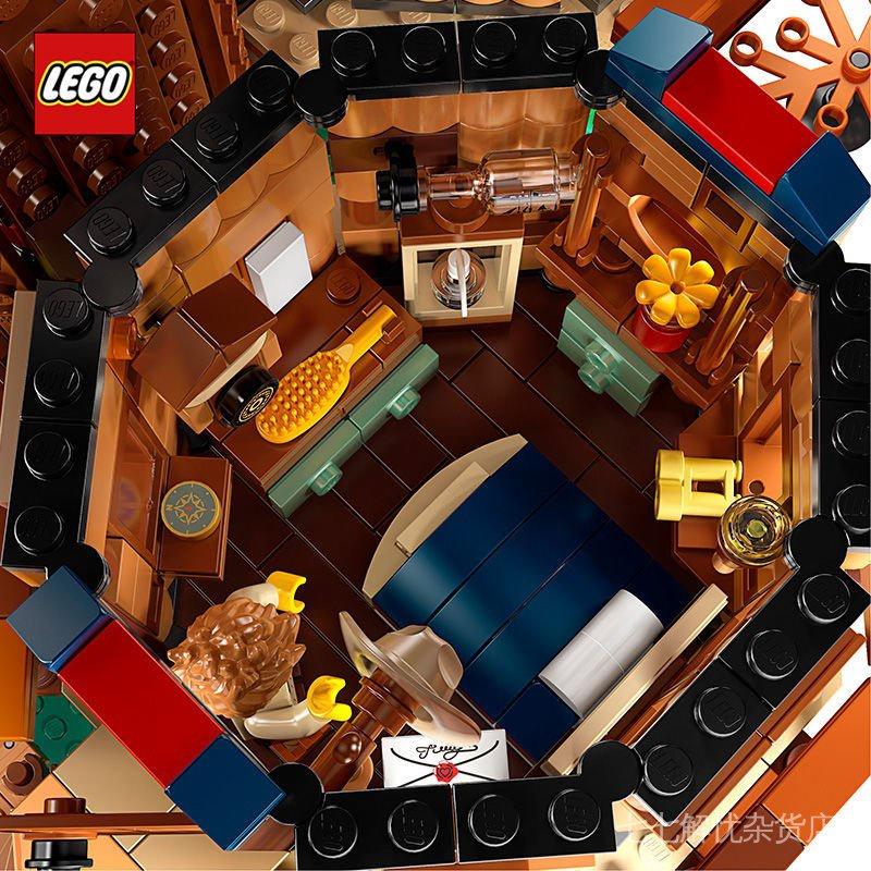 【積木屋】樂高樹屋櫻花21318房子別墅積木成年高難度巨大型女拼裝玩具LEGO