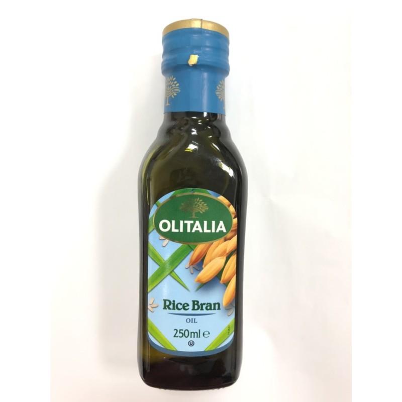 奧利塔玄米油250ml(僅一批10罐)