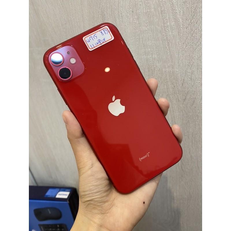 二手 iphone11 128G 紅色