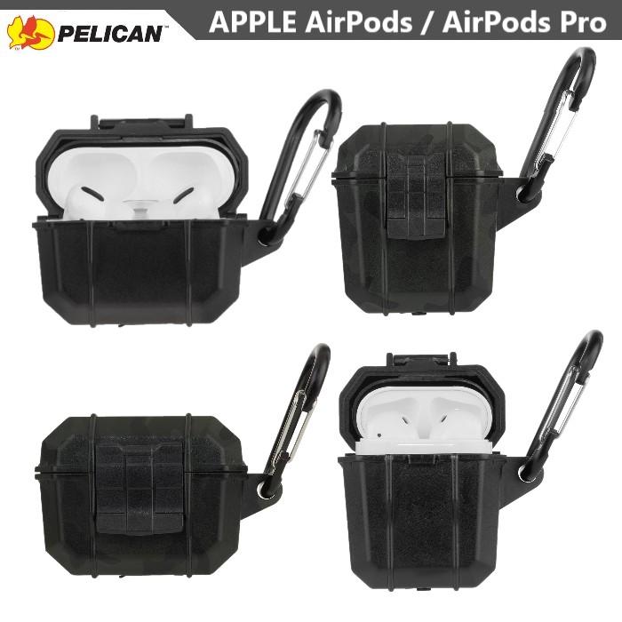 美國Pelican AirPods / AirPods Pro Marine 派力肯陸戰隊防水防摔保護殼 氣密行李箱品牌