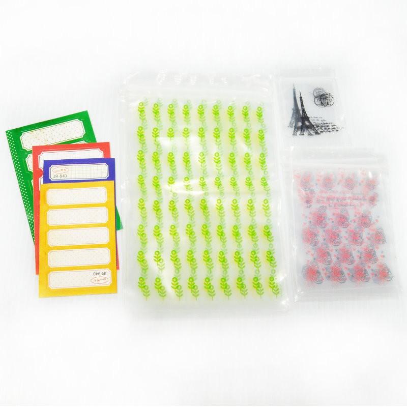加厚夾鏈自封袋15入NG 夾鏈袋 防水收納袋 透明包裝袋【DN315】